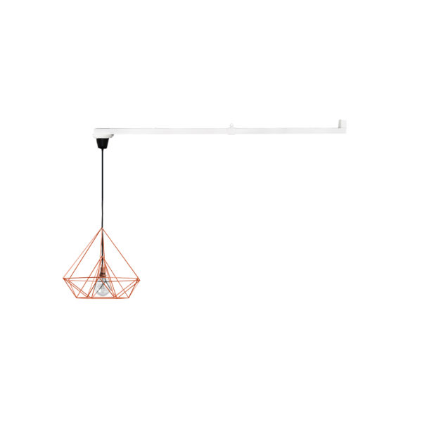 Vrida Lamparm 1,5 meter med lampa